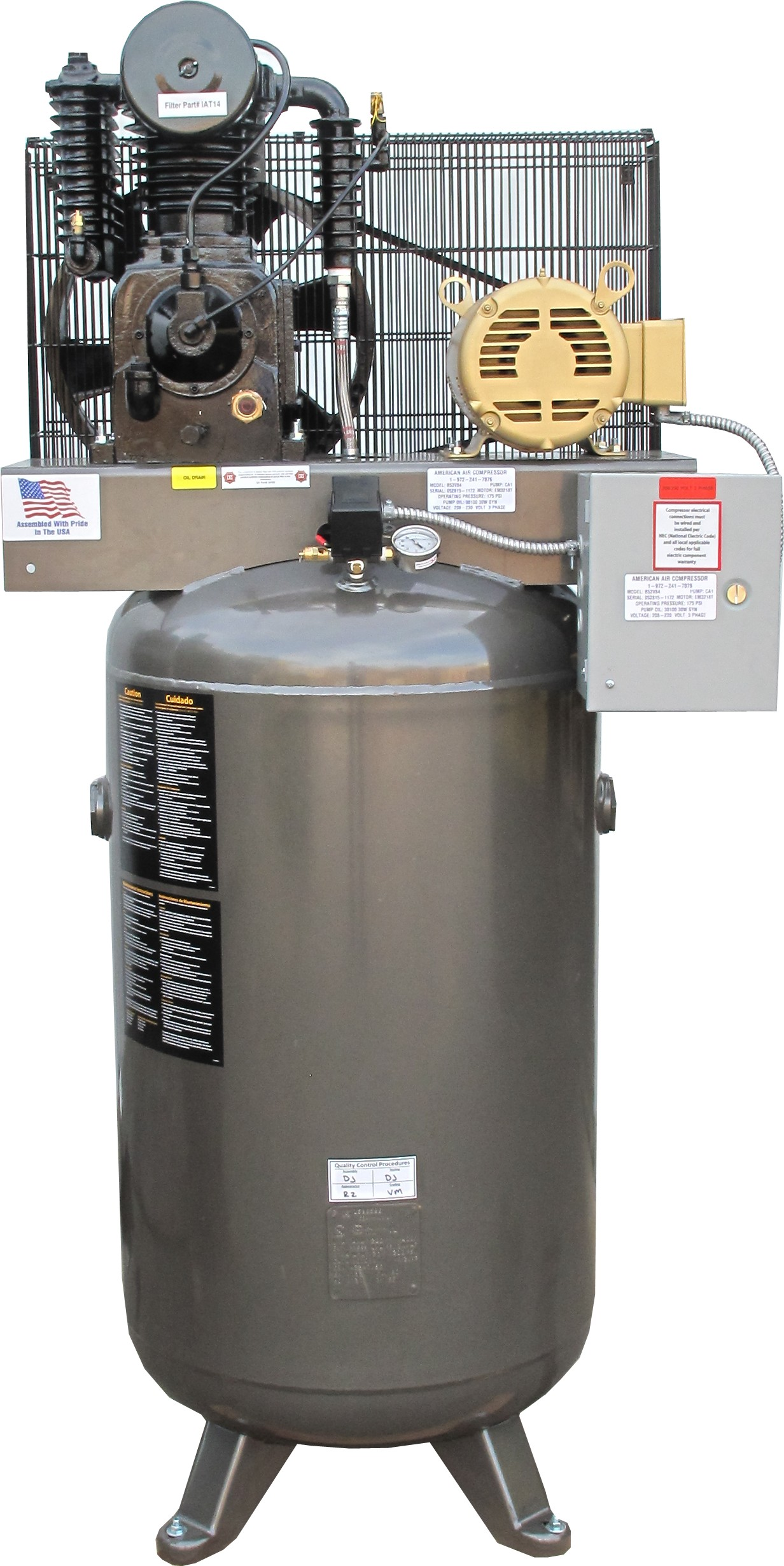 Industrial Air Systems : Compressed air systems industrial auto shop depot